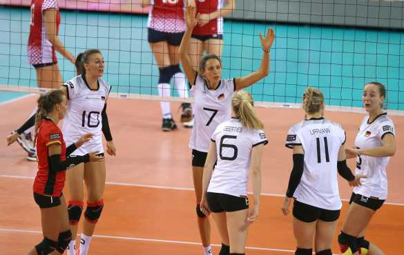 GP WE 2 Lena, Jenni und Co. FIVB